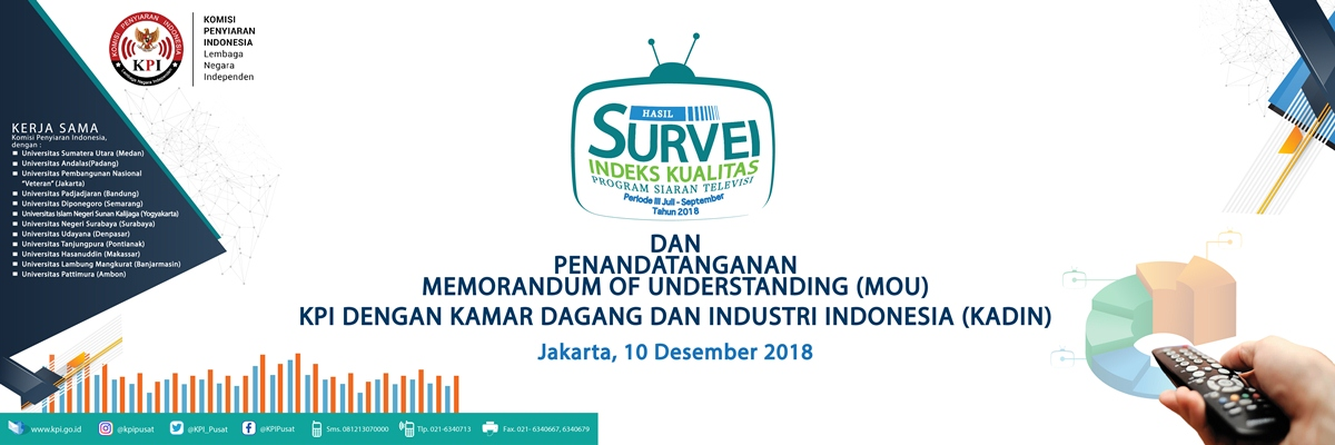 Buku Hasil Survey Indeks Program TV Periode III
